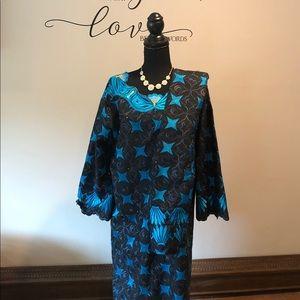 Dresses & Skirts - African 1 piece /dress